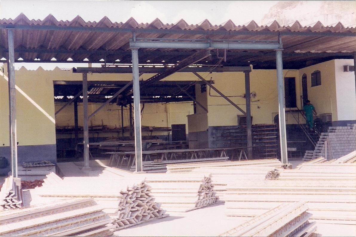 Serviços de produção de lajes