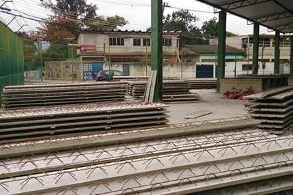 Facibras - Fabricação de Lajes